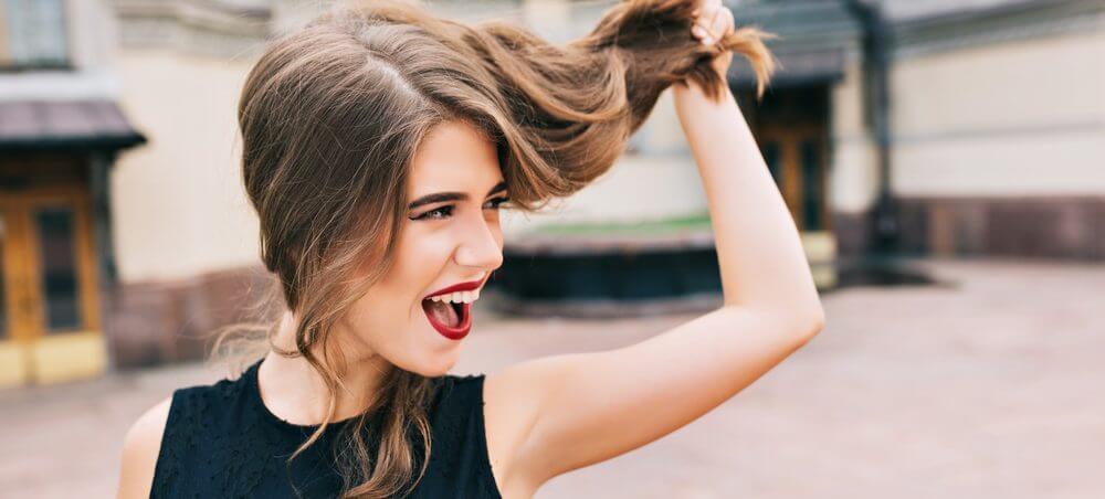 Como crescer cabelo rápido?