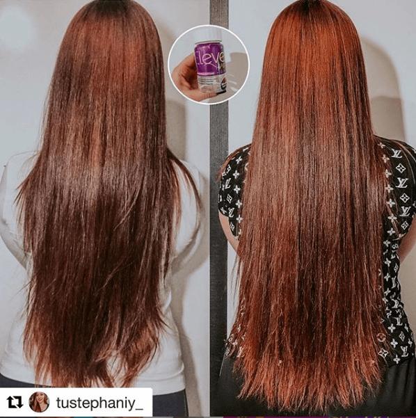 Resultados Eleve Hair