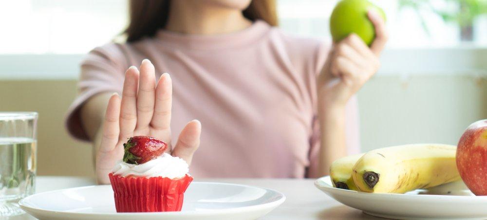 Como diminuir a vontade de comer doce?