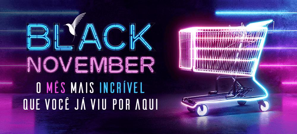 Black Friday: o mês mais incrível que você já viu por aqui