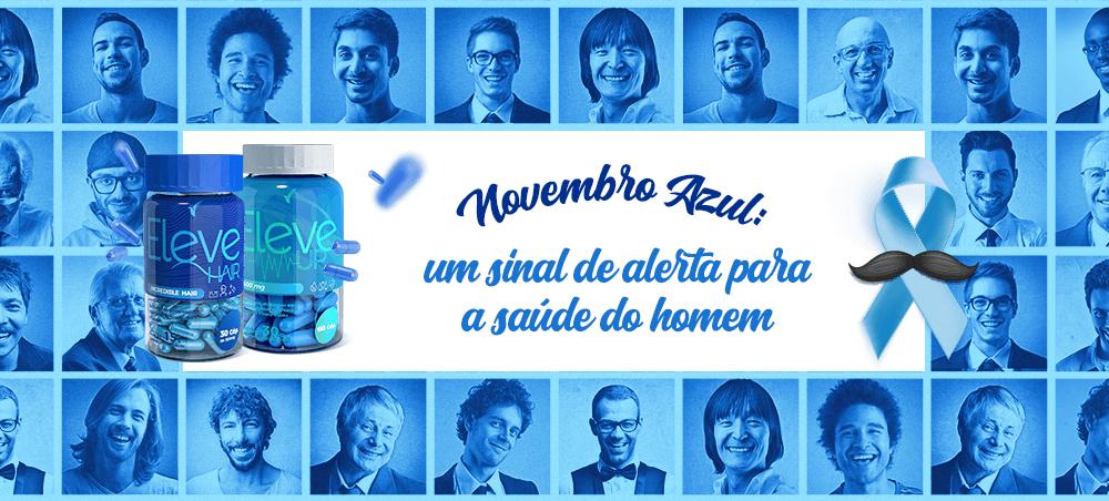 Novembro Azul: um sinal de alerta para a saúde do homem
